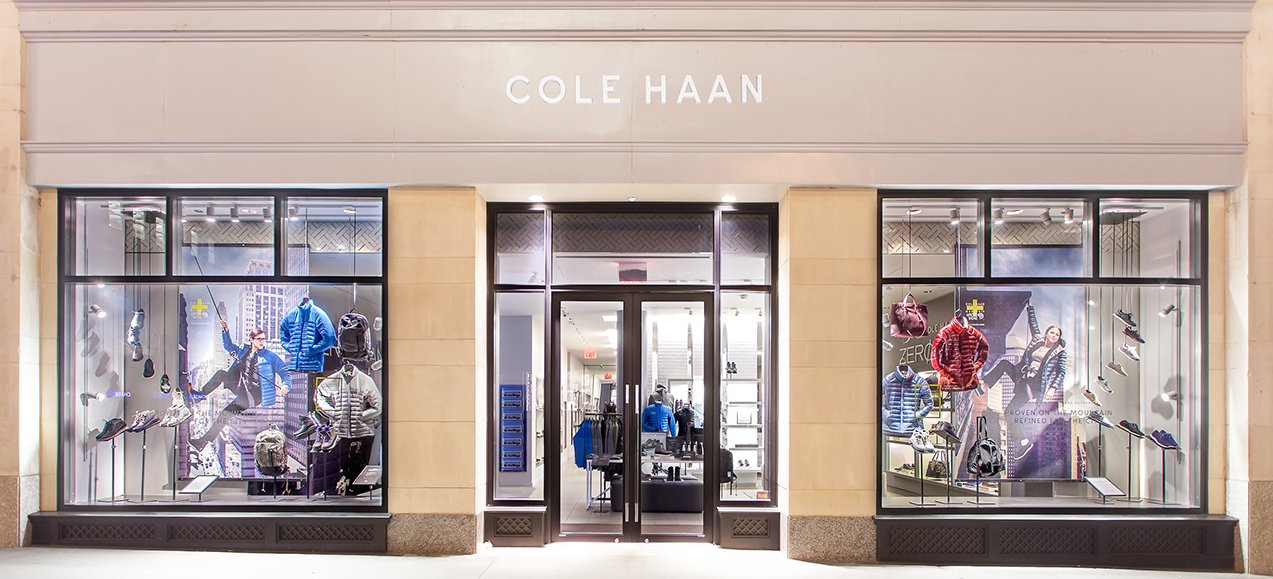Cole Haan Store Front